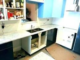 update without replacing them how to kitchen replace countertop cabinets can you quartz countertops re