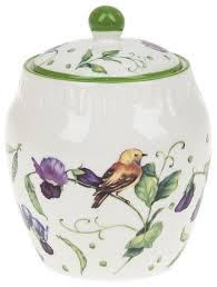 <b>Сахарница Best Home Porcelain</b> Луговой горошек 400 мл ...