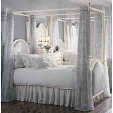 Bedroom Black Modern Canopy Bed Princess Bed Netting Canopy Kids ...