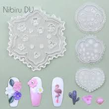 <b>3d nail art</b> mold pcs — купите <b>3d nail art</b> mold pcs с бесплатной ...