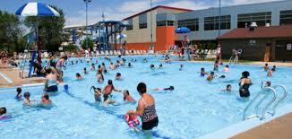 underwater water park. Lifeguards Rescue Tot Underwater Water Park