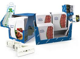 Product Presentation Goods Presentation In Retail Outlets With Innovative