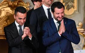 Salvini basically focus against immigration the rest of his program is quite blurry, is often called i don't think we can define salvini as fascist. Matteo Salvini S March On Rome The Nation