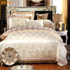 silk bed set royal home hot free white tribute silk bedding bedclothes embroidery luxury silk bed set