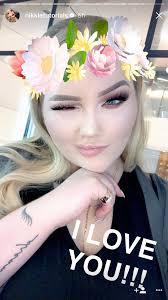 kim kardashian nikkie tutorial makeup 2017 on kim k
