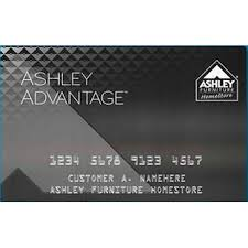 to Apply for the Ashley Furniture Credit Card