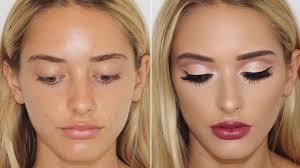 cut crease makeup tutorial jasmine hand