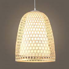 wicker hanging lamp shades rattan pendant lights wicker pendant light cane lamp shade bamboo pendant light
