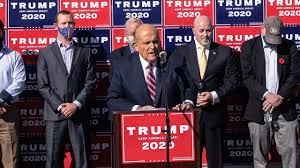 Our team at four seasons. Us Election 2020 Four Seasons Total Landscaping Press Conference Mistake Goes Viral
