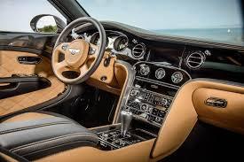 Bentley Mulsanne Speed interior - LUXUO