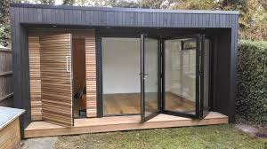 office garden shed. Office In My Garden | We Build Outdoor Rooms And Offices Shed M