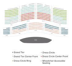 San Francisco Ballet Nutcracker Seating Chart