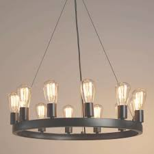 chandelier edison bulb pendant old fashioned filament light with regard to edison light chandelier