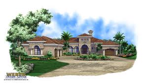 Elevation Single Story Mediterranean House Plans Bungalow Most Popular Plan  Affordable Small Ranch Country