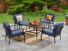 Fire Pit Patio Set