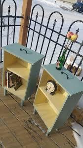 diy repurposed furniture. upcycled drawers to side tables diy repurposed furniture