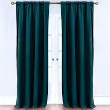 chenille curtain 1 panel blue jaclyn love curtains london winter