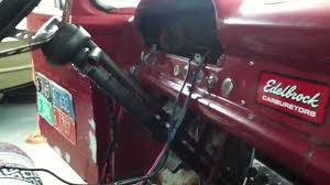 wiring a 57 60 ford f100 pickup truck