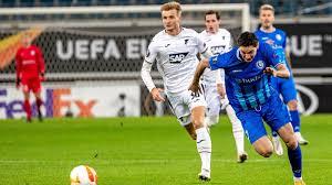 KAA Gent - TSG 1899 Hoffenheim live - 29 Oktober 2020 - Eurosport