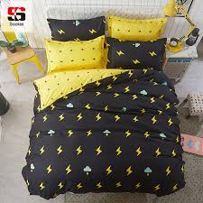 sookie 3pcs king size cartoon bedding sets queen cute girl pertaining to duvet cover pattern ideas