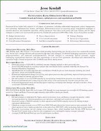 Operation Manager Job Description Resume Customized Change