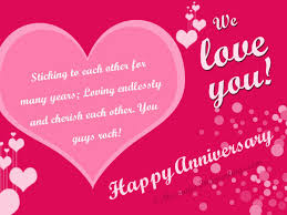 Anniversary Messages for Parents Messages, Greetings and Wishes ... via Relatably.com