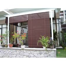 bamboo patio blinds remodel inspiration outdoor