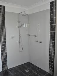 acrylic splashbacks shower panel in milton moon acrylic