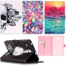 For Samsung Galaxy Tab E 8.0 SM-T377/SM-T375 Case, Wallet Tablet Cases \u2013 dteckwholesale