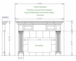 fireplace mantel woodworking plans part 27 plans for wood mantels