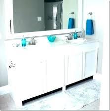 5 foot double sink vanity bathroom vanities top van homey design on feet