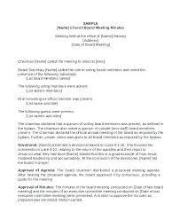 Agenda Format Sample Condo Board Meeting Agenda Template
