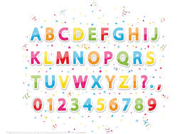 English Alphabet Chart Printable Printable Stickers Of English Alphabet Letters And Numbers