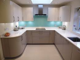 White High Gloss Kitchen Units Design Of The Month Mr And Mrs Betson Kitchen Company Uxbridge