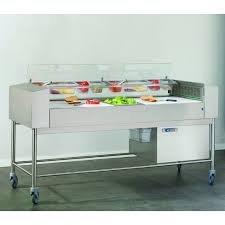 Table Mobile Refrigeree Taiga 4gn