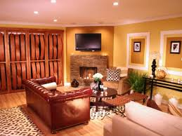 Orange Paint For Living Room Living Room Design Archives Home Caprice Your Place For Family