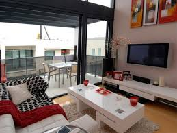 Snazzy Living Rooms For Living Room Decor Red To Sunshiny Living Receiving Room Interior Design