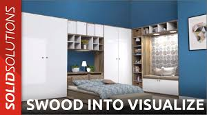 Swood Design How To Bring Solidworks Swood Into Visualize
