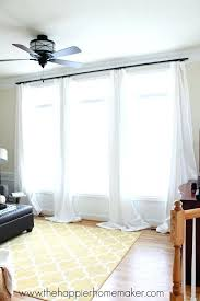 hang curtains without drilling holes how to hang curtains without holes er friendly window treatments hang curtains without drilling holes