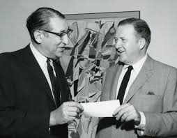 henry ford ii. Wonderful Ford Henry Ford II Presents A Check To Max M Fisher And The United Jewish Appeal With Ii I