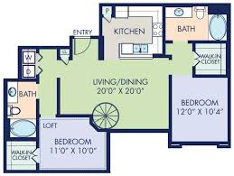 modern 2 bedroom apartment floor plans beautiful luxury condo floor