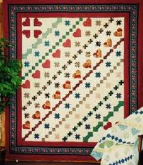 Heartland Quiltworks provide quality, professional quilting ... & Oh My Stars, My Hearts! Quilt & Wall Quilt New/Older Pattern by Heartland  Quiltworks Adamdwight.com