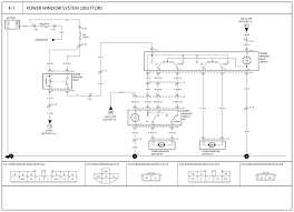 repair guides wiring diagrams wiring diagrams 2 of 30 power window systems 2 4 button k 1 k 2a k 2b 2003