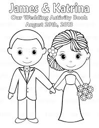 Print this wedding photography order checklist and hand it to one of your bridal party to keep you all organized during photo taking on your wedding day. Free Printable Wedding Coloring Book For Kids Wedding With Kids Wedding Coloring Pages Kids Wedding Activities