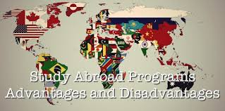 study abroad programs advantages and disadvantages maria abroad study abroad programs advantages and disadvantages