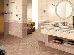 image of natural bathroom tile wall ideas