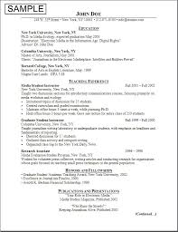 Resume Format Sample Musiccityspiritsandcocktail Com