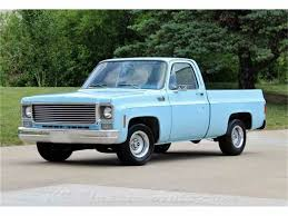 1977 Chevrolet C10 Heavy Chevy Half ton HD - Like New! for Sale ...