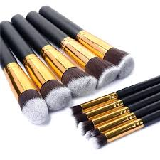 best makeup brushes kits professional brand makeup brush cosmetic make up brushes set with case bag best makeup brushes