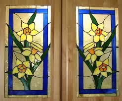 daffodil cabinet doors
